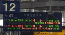 目指せ熊本!初つばめ!