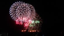 須賀川市の花火大会