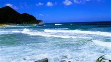 ソロツーリング 37年くらい前に来た 阿武清ヶ浜