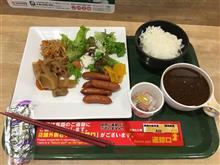 岡崎小鉢食堂の朝定。