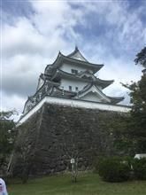 伊賀上野城と青山高原ツーリング