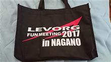 LEVORG FAN MEETING 2017 in 富士見パノラマ