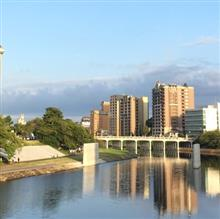 ◆乙川人道橋  建設中。。。名前は変わるかも