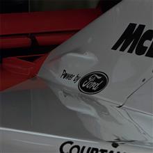 【ドニントン・パーク】McLaren Ford MP4/8 1993