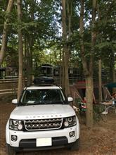 週末キャンプ