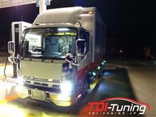 いすゞ エルフ ディーゼルトラック TDI Tuningインプレ頂きました