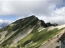 唐松岳でリハビリ登山してきた!