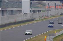 今週末のオートポリスの『フィールドシップ走行会』中止が決定(TT)