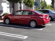 街角の名車たち97 Nissan Sentra(B17) / San Francisco