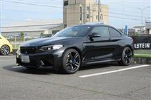 あると便利な商品..BMW F87 M2 レーダー探知機&ドライブレコーダー