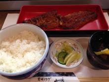 鰻が美味かった。