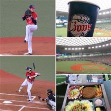野球観戦(埼玉西武VS福岡ソフトバンク)