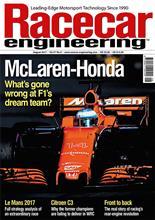 【書籍】Racecar engineering August 2017, Vol27 No9