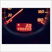 90000キロ!