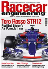 【書籍】Racecar engineering September 2017, Vol27 No9