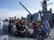 DD-110 護衛艦たかなみ見学ツアー。。。