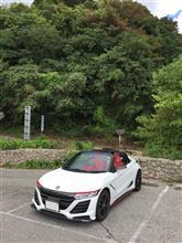 台風一過→六甲山