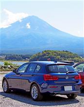 118d、富士山を見に。