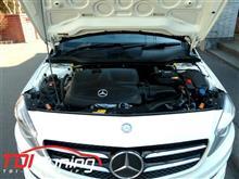 【A180スポーツ DBA-176042 サブコンCRTD4® Petrol TDI Tuning】インプレ頂きました!