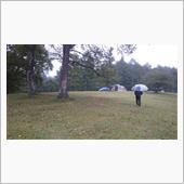 台風キャンプ(^^;)