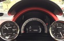 TWINGO5,000km到達。