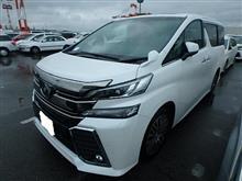 【買取車両】H28 ヴェルファイア 2.5Z Gエディション