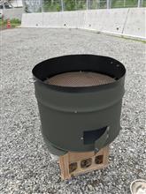 ドラム缶BBQコンロ