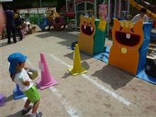 幼稚園のお祭り