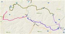 今日も原チャリツーリング 瀞川氷ノ山林道のハチ高原側走行