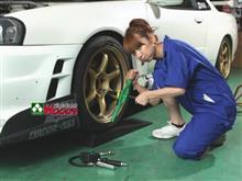 タイヤ交換をなめてかからないで!