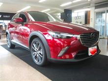 〈試乗車〉MAZDA New CX-3 20S PROACTIVE