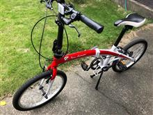 自転車の初期整備