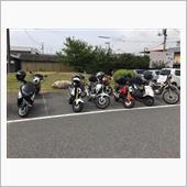 原付2種ツーリング!!!!!
