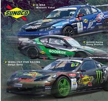 広報発表「FIA Intercontinental Drifting Cup 協賛につきまして」
