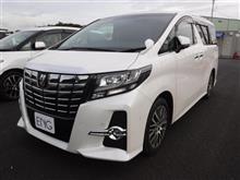 【買取車両】H27 アルファード 2.5S C パッケージ