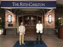 リッツカールトン大阪で大人の勉強会
