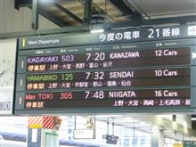 会津鉄道に乗ってきました。