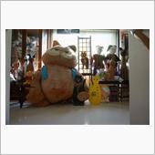世界のネコグッズ博物館
