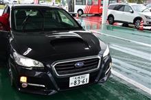 北海道3日目#2:安心のドライブ!レヴォーグ レンタカー3日間ありがとう!