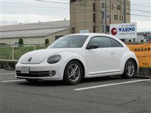 継続車検完了..the  beetle 更にメンテナンスは続きます。