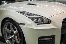 細かなメンテナンスもお任せください 日産 GT-R nismo ガラスコーティング【リボルト金沢】
