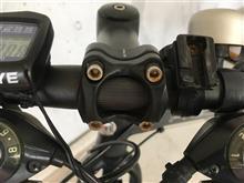 【自転車】クロスバイクの錆との戦い
