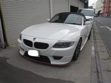 BMW Z4 オーディオ スピーカー