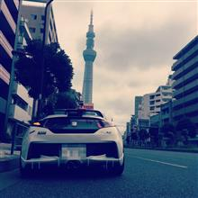 S660で東京TRG