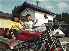 バイクに復活