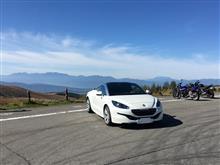 いよいよFBMの10月がやってきた!…ということで車山高原までモーニングドライブ♪