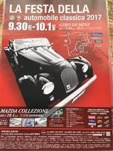 La Festa della Automobile Classica 2017 に行って来ました。