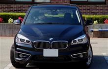 [26台目の愛車が納車]BMW・218d アクティブ ツアラー Luxury【前編】