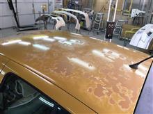 『ルノー ルーテシア 塗装劣化修理』 東京都武蔵村山市よりご来店のお客様です。