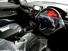 [26台目の愛車が納車]BMW・218d アクティブ ツアラー Luxury【後編】